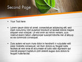 Turn Over a New Leaf PowerPoint Template#2