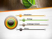 Turn Over a New Leaf PowerPoint Template#3