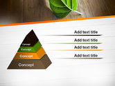 Turn Over a New Leaf PowerPoint Template#4