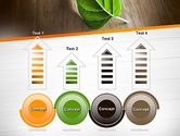 Turn Over a New Leaf PowerPoint Template#7