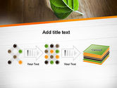 Turn Over a New Leaf PowerPoint Template#9