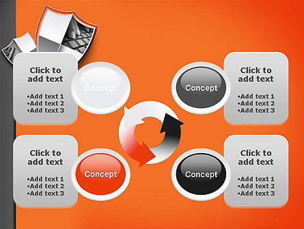 Data Protection Solution PowerPoint Template Slide 9