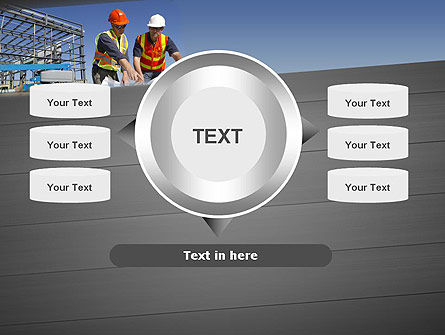 Building and Construction PowerPoint Template Slide 12