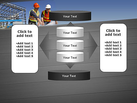 Building and Construction PowerPoint Template Slide 13