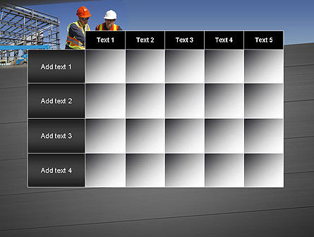 Building and Construction PowerPoint Template Slide 15