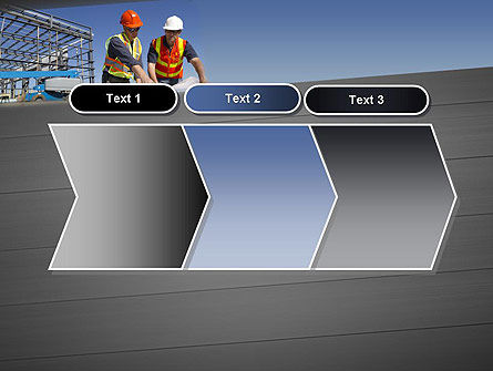 Building and Construction PowerPoint Template Slide 16