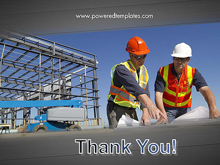 Building and Construction PowerPoint Template Slide 20