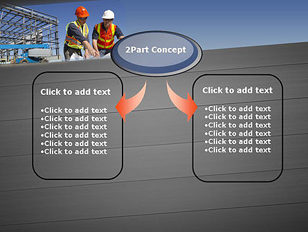 Building and Construction PowerPoint Template Slide 4
