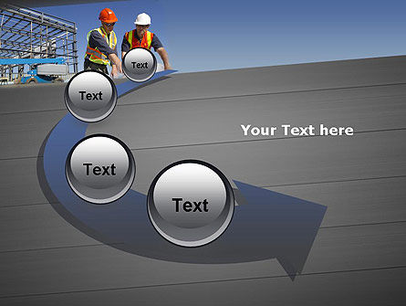 Building and Construction PowerPoint Template Slide 6