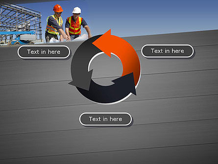 Building and Construction PowerPoint Template Slide 9