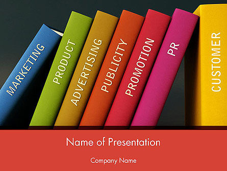 Marketing Psychology PowerPoint Template