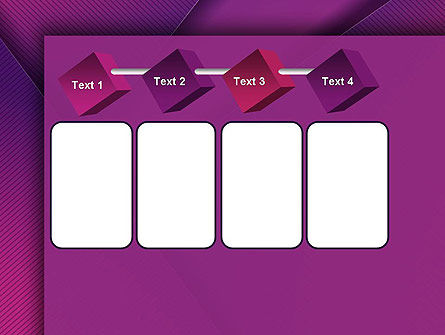 Stylish Purple PowerPoint Template Slide 18