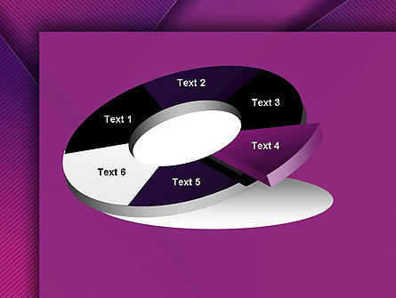 Stylish Purple PowerPoint Template Slide 19