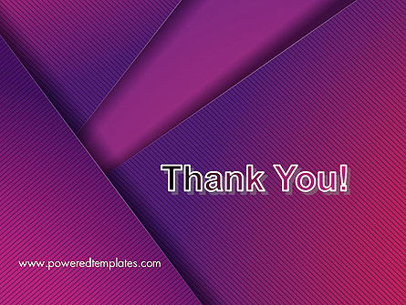 Stylish Purple PowerPoint Template Slide 20