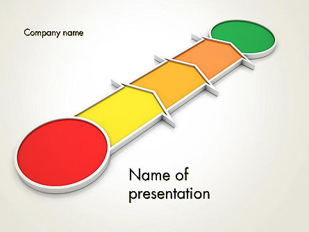 Process Chart PowerPoint Template, 12513, Business Concepts — PoweredTemplate.com