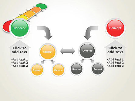 Process Chart PowerPoint Template Slide 19