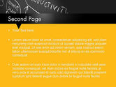 Organization Performance PowerPoint Teemplate#2