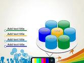 Online TV Concept PowerPoint Template#12