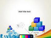 Online TV Concept PowerPoint Template#13