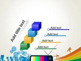 Online TV Concept PowerPoint Template#14
