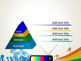 Online TV Concept PowerPoint Template#4