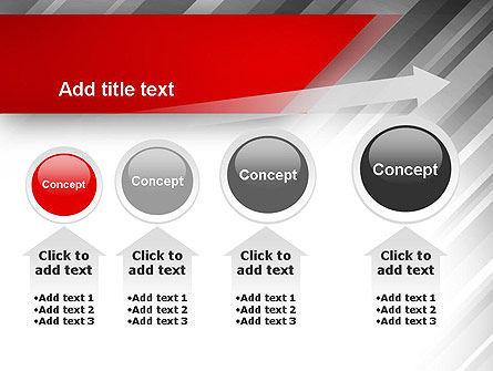 Stylized Steel Background PowerPoint Template Slide 13