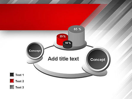 Stylized Steel Background PowerPoint Template Slide 16