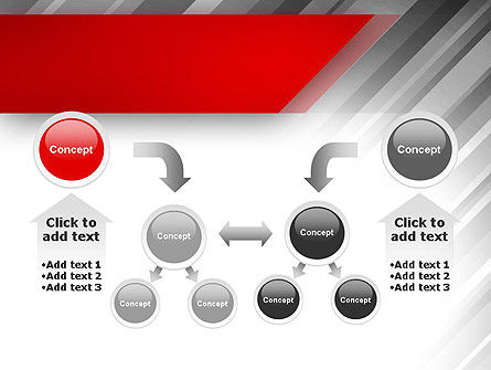 Stylized Steel Background PowerPoint Template Slide 19