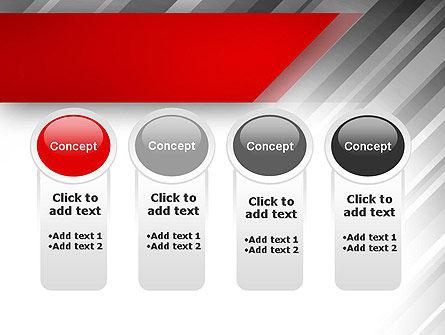 Stylized Steel Background PowerPoint Template Slide 5