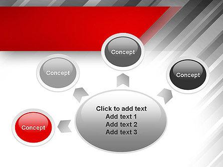Stylized Steel Background PowerPoint Template Slide 7