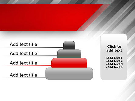 Stylized Steel Background PowerPoint Template Slide 8