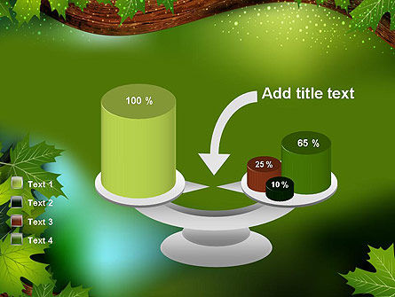 Forest Tale PowerPoint Template Slide 10