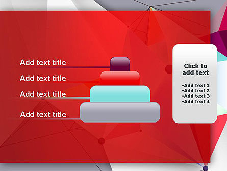 Abstract Polygonal Background PowerPoint Template Slide 8
