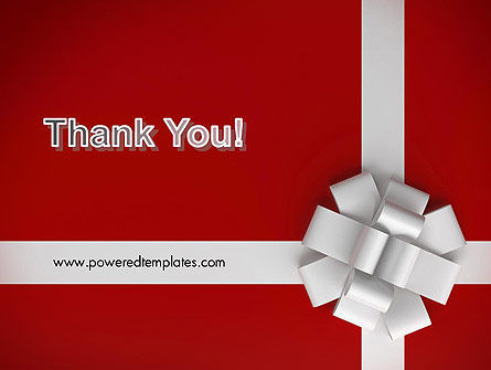 Gift Theme PowerPoint Template Slide 20