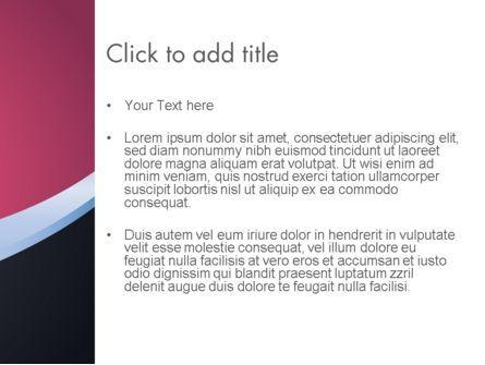 Marvelous PowerPoint Template, Slide 3, 12530, Abstract/Textures — PoweredTemplate.com