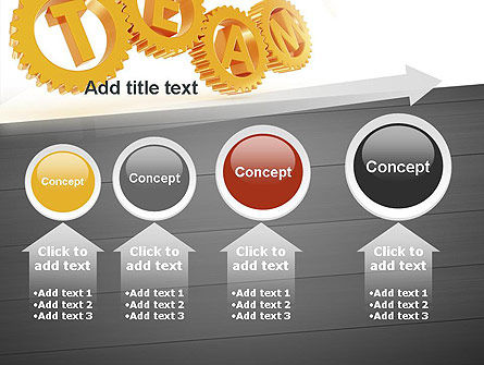 Excellent Team PowerPoint Template Slide 13