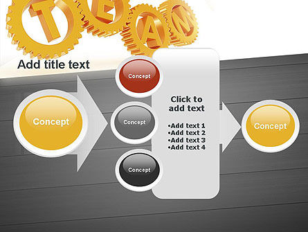 Excellent Team PowerPoint Template Slide 17