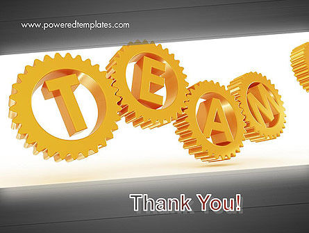 Excellent Team PowerPoint Template Slide 20