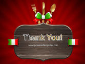 Italian Restaurant PowerPoint Template#20