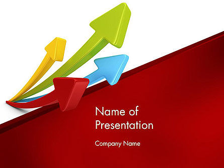 Consulting: Organizational Performance Measures PowerPoint Template #12539