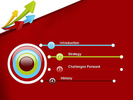 Organizational Performance Measures PowerPoint Template, Slide 3, 12539, Consulting — PoweredTemplate.com