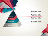 Abstract Origami PowerPoint Template#12