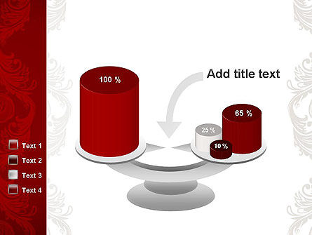 Classic Ornament PowerPoint Template Slide 10