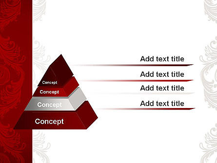 Classic Ornament PowerPoint Template Slide 12