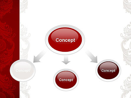 Classic Ornament PowerPoint Template Slide 4