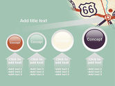 Route 66 PowerPoint Template#13