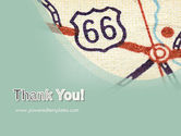 Route 66 PowerPoint Template#20