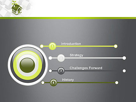 Green Deal PowerPoint Template, Slide 3, 12546, Nature & Environment — PoweredTemplate.com