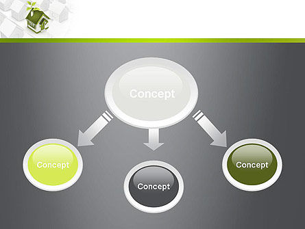 Green Deal PowerPoint Template, Slide 4, 12546, Nature & Environment — PoweredTemplate.com