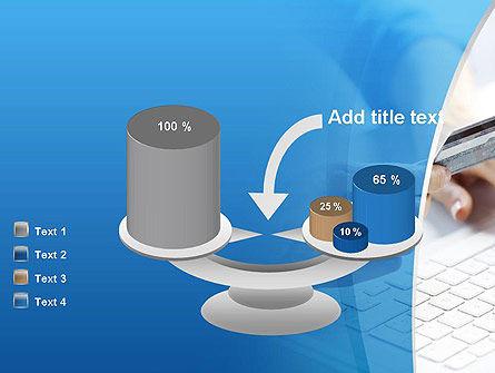 Online Ordering PowerPoint Template Slide 10